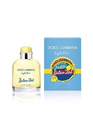 Dolce&Gabbana Light Blue Italian Zest EDT 125 ml Erkek Parfümü Renksiz